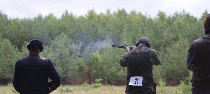 Turniej strzelecki dla absolwentów TL w Tucholi